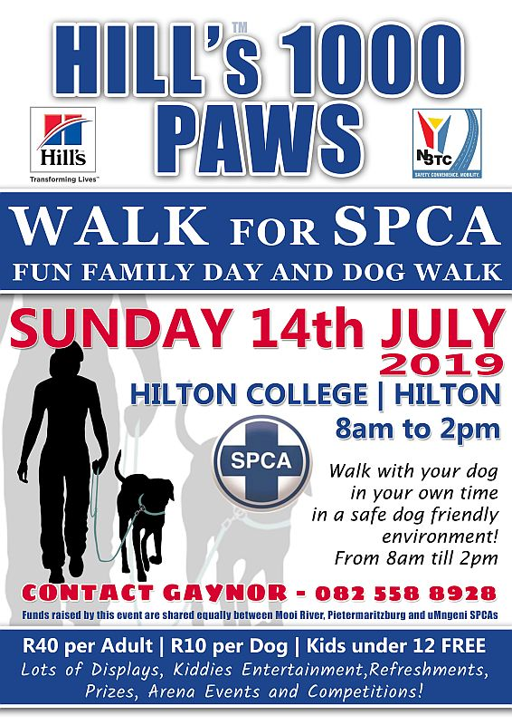 Hill's 1000 Paws 2019 – counting down the days