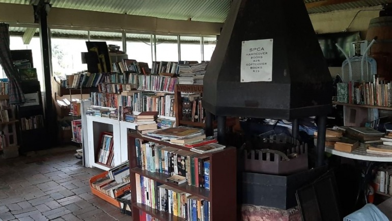 Our new-look book shop